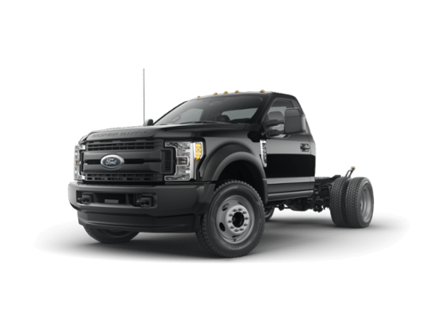 New 2018 Ford F-550 Chassis Commercial-truck for sale or lease in Blairsville, PA